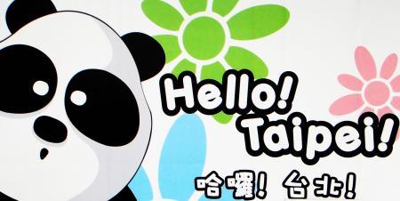 Hello Taipei !