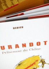 Thierry Dedieu, Turandot, HongFei