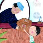 japon,enfance,séisme,ami,don,solidarité,sophie roze,taïwan